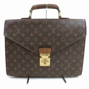 Auth Louis Vuitton Conseiller Business #2121L19